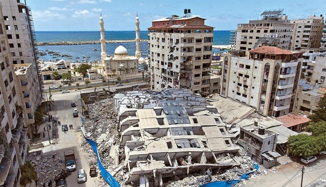 Prime vittime bombardamenti a Gaza sono bambini